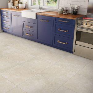Blue cabinets | Everlast Floors