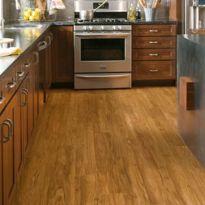 Tropical oak luxury vinyl tile | Everlast Floors