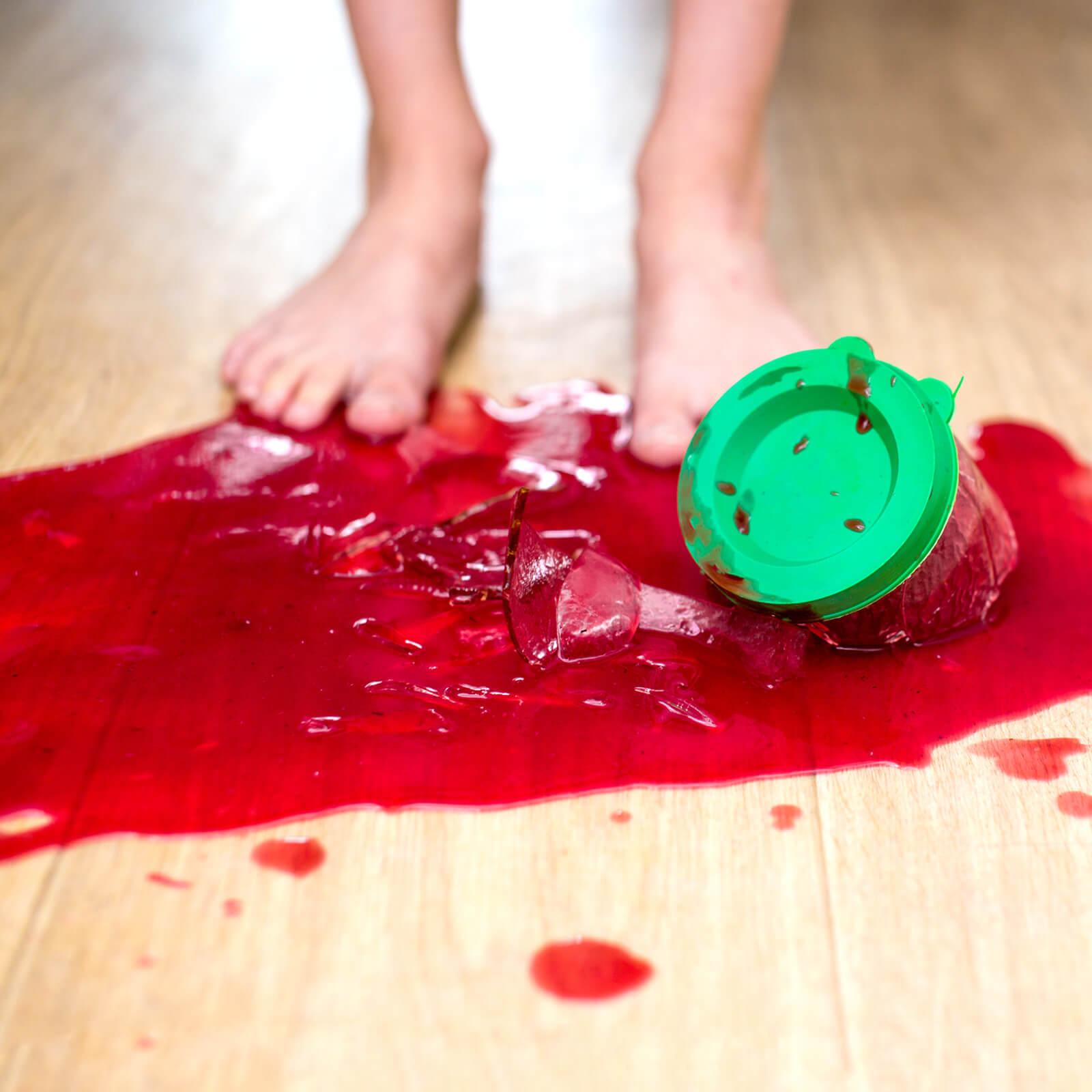 Stain on hardwood floor | Everlast Floors