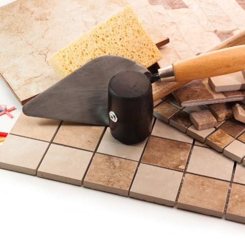 Tile installation | Everlast Floors