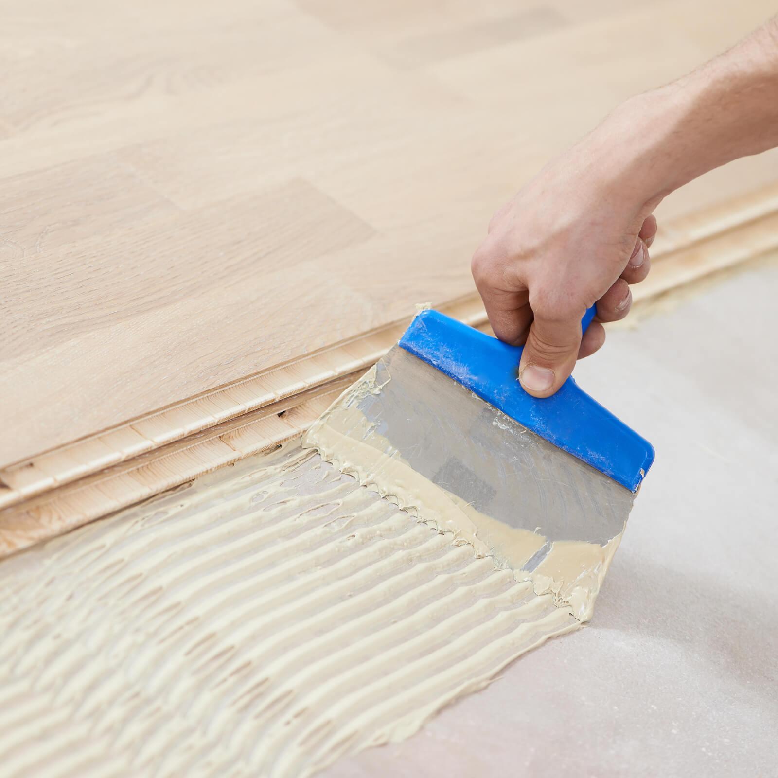 Hardwood installation | Everlast Floors