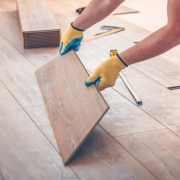 Hardwood flooring installation | Everlast Floors