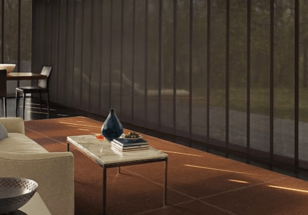 Panel track blinds skyline | Everlast Floors