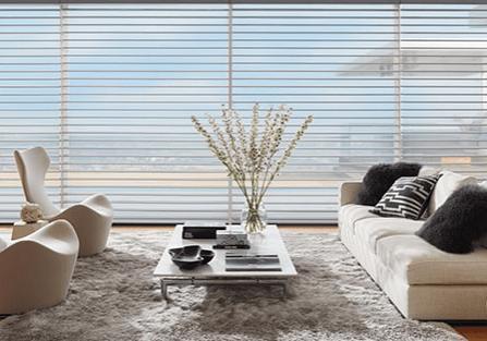 Sheers shades silhouette | Everlast Floors
