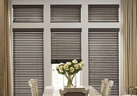 Wooden blinds parkland | Everlast Floors