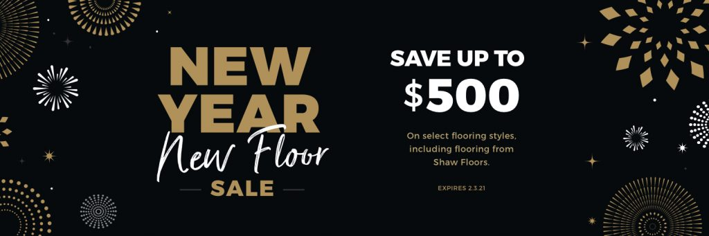New Year New Floors Sale | Everlast Floors