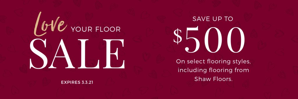 Love Your Floor Sale | Everlast Floors